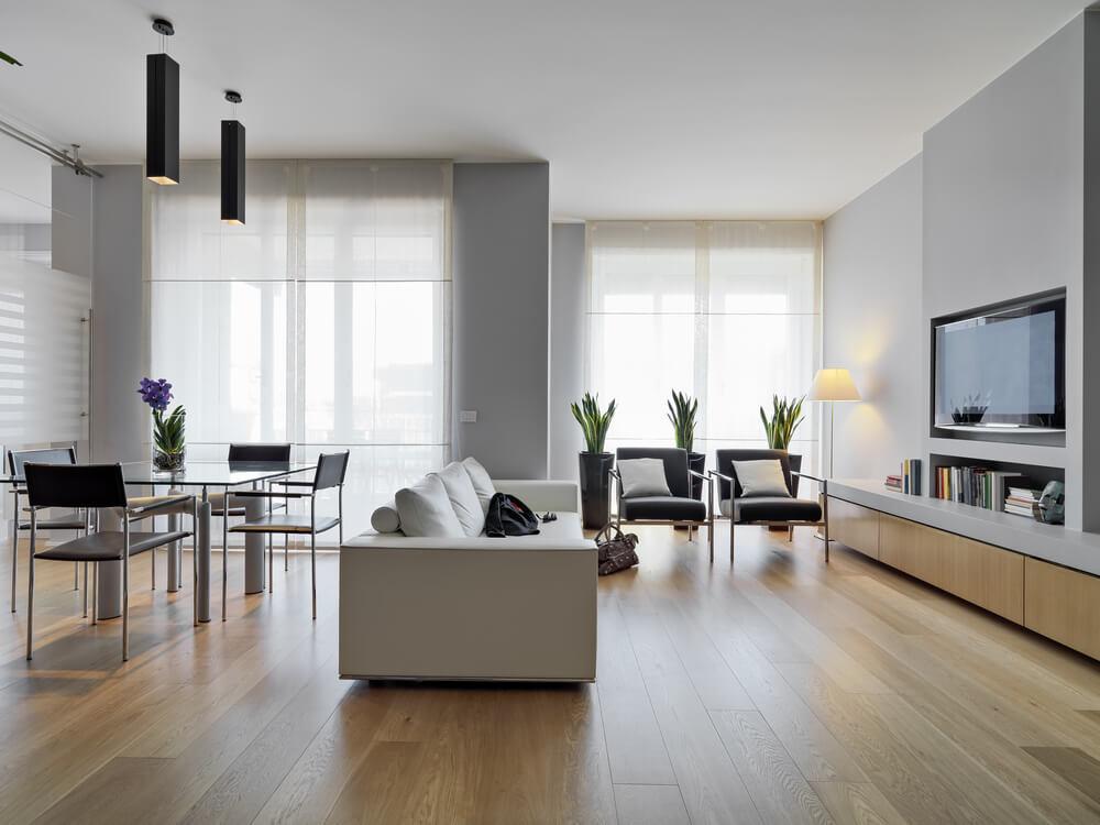 Miljövänligt installera golvvärme
